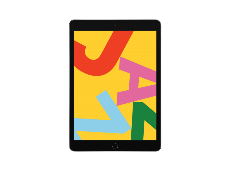 Apple iPad (2019), 32 GB, Gris espacial, WiFi, 10.2 Retina, 3 GB RAM, Chip A10 Fusion (64 bits), iPadOS
