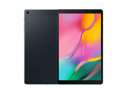 Tablet - Samsung Galaxy Tab A (2019), 32 GB, Negro, WiFi + LTE, 10.1