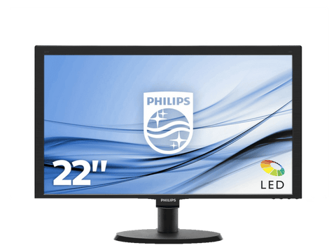 Monitor - Philips 223V5LHSB2/00, 22