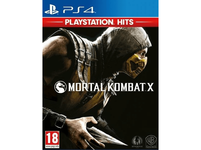 PS4 Mortal Kombat X (PlayStation Hits)