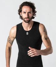 Sleeveless Tee Base Layer - Anthracite