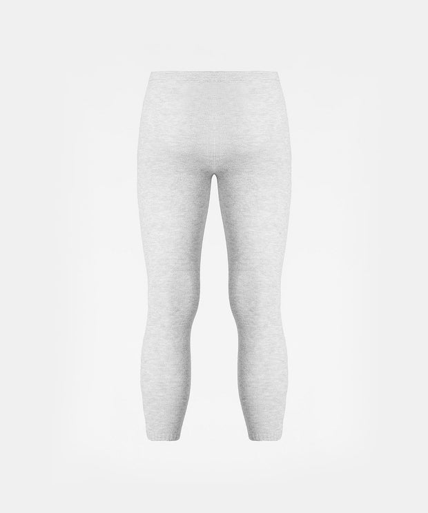 Stay warm - Leggings termico PearlGrey