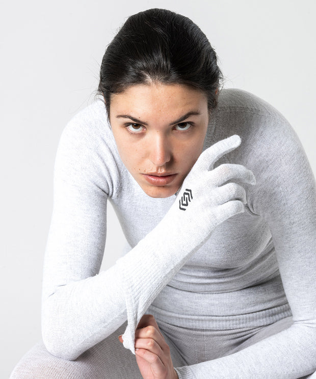 Performance Gloves - PearlGrey