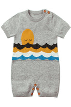 Load image into Gallery viewer, Shy Sun Baby Romper