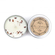 Cassia Cinnamon Botanical Candle  In Silver Tin