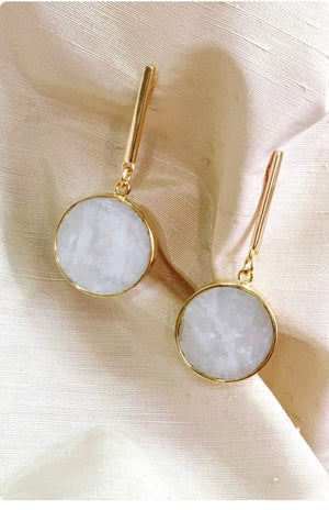 Full Moon Earring