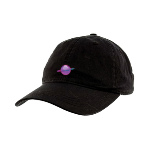 Jelly Print Planet Cap