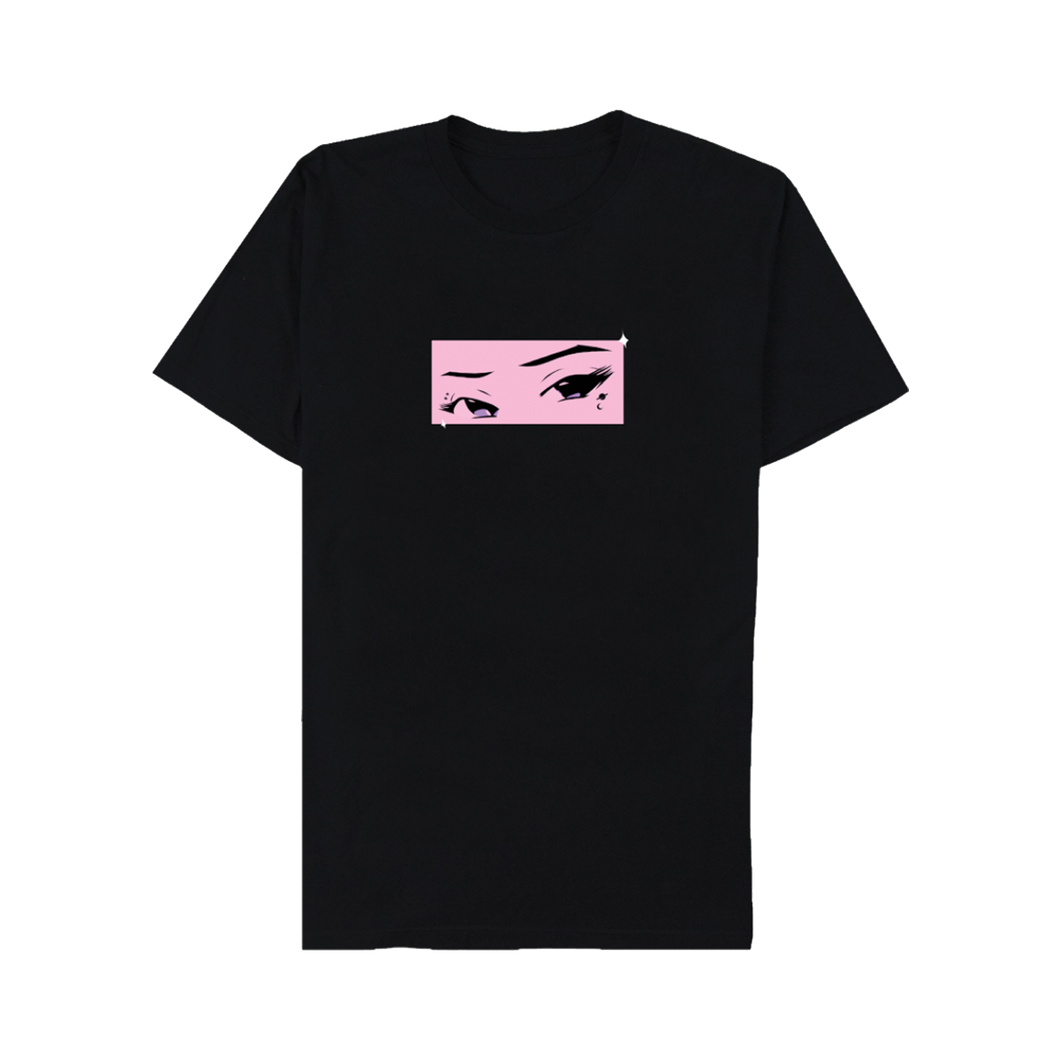 Eye Press Black Tee
