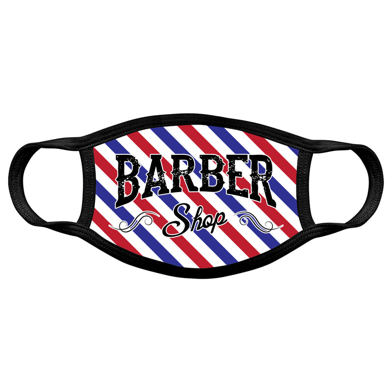 BARBER SHOP STRIPES