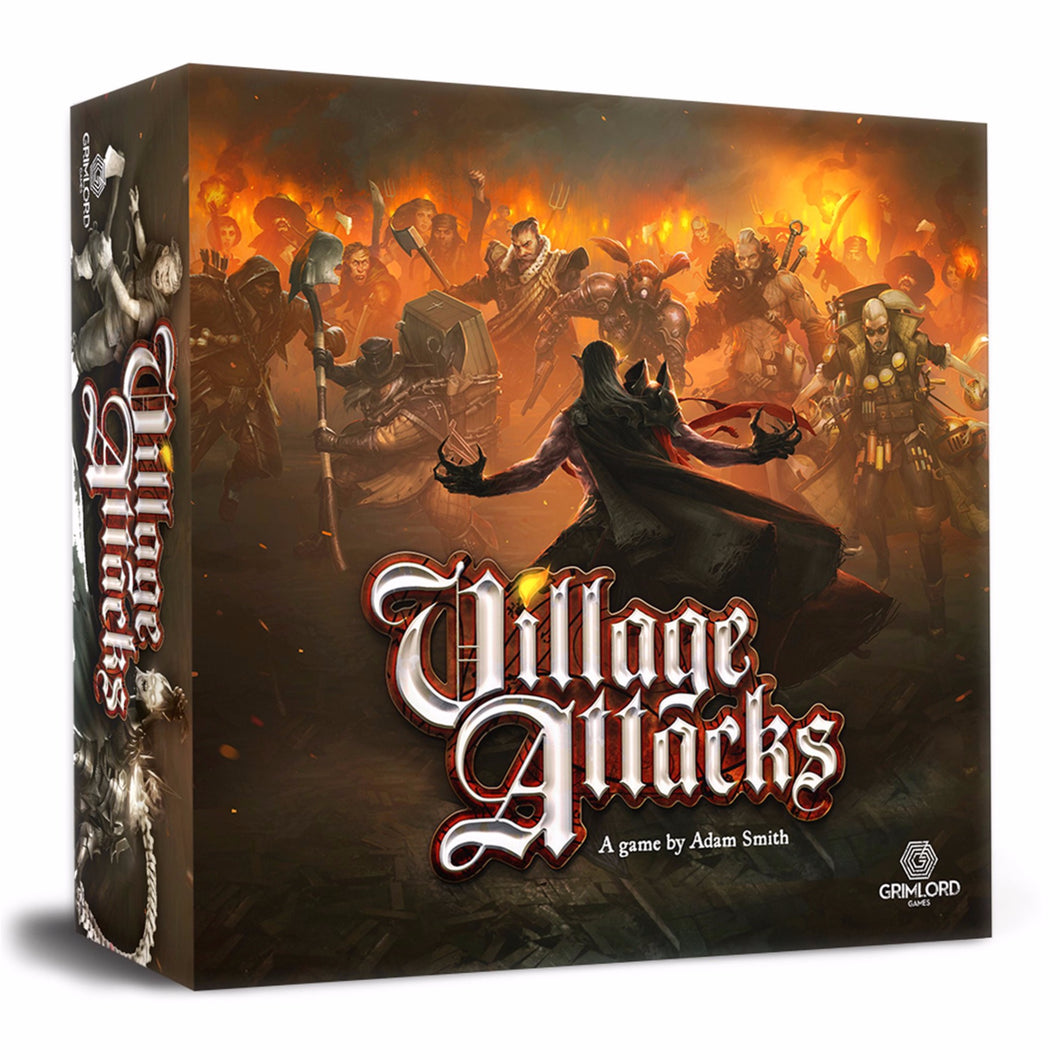 Village Attacks - Core Game