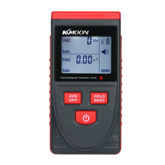 Digital EMF Radiation Meter