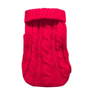Pet Pally Super Soft Knitted Cotton Sweater Vest Clothing for Dogs & Cats