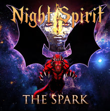 Load image into Gallery viewer, Night Spirit - The Spark CD