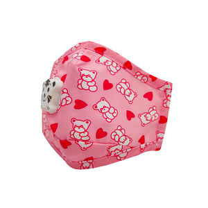BINKY - Pink Teddy Kids Mask