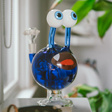 Hemper - Globegoblin Monster Bong - 1 Count - (Available in Blue & Green)
