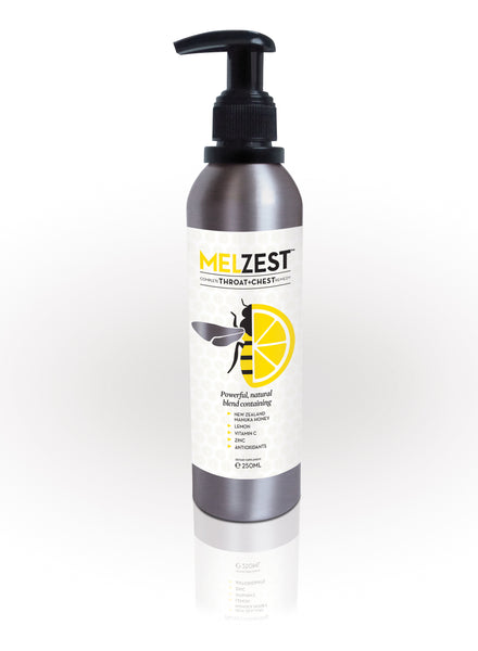 Melzest™ Throat and Chest remedy