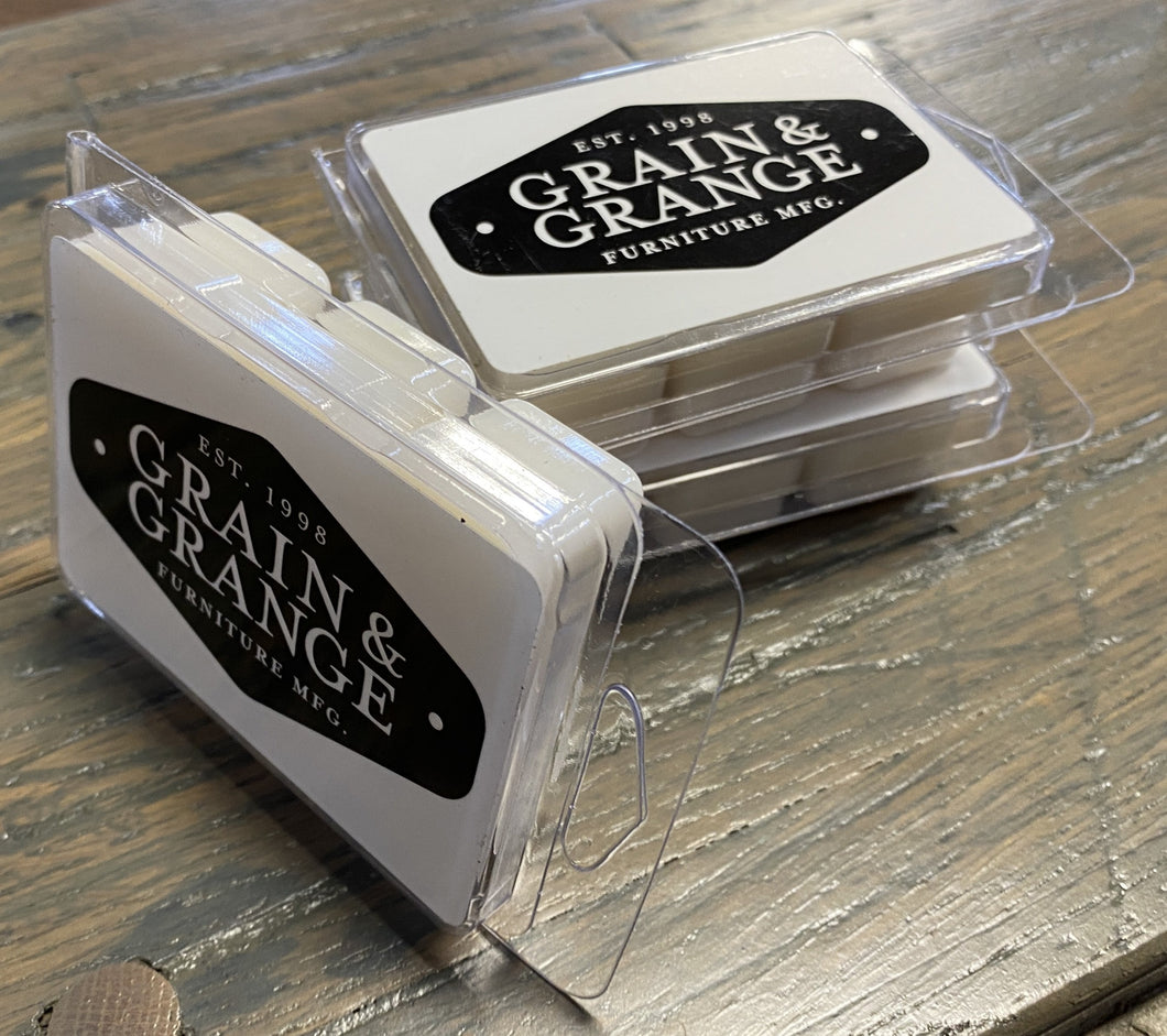 Grain & Grange wax melts