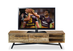 Brisbane Broncos TV Cabinet