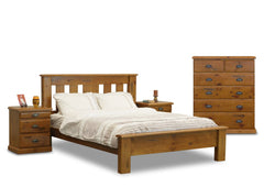 Country Bedroom Suite, Brisbane Furniture