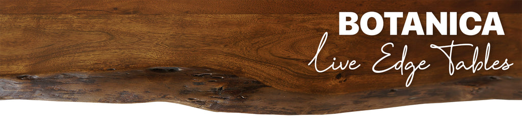 Botanica Live Edge Tables, Brisbane Furniture