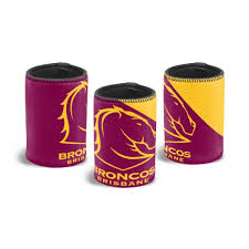 Brisbane Broncos Stubby Holders
