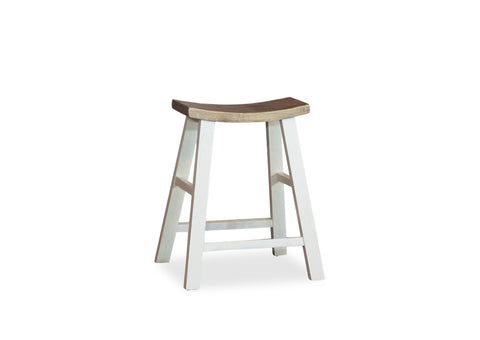 Parisienne Stool - White