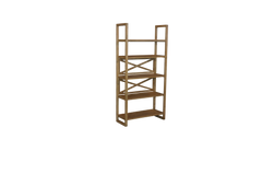 Province Bookcase (Large) - Oak