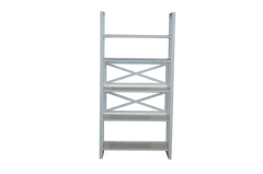 Province Bookcase - White