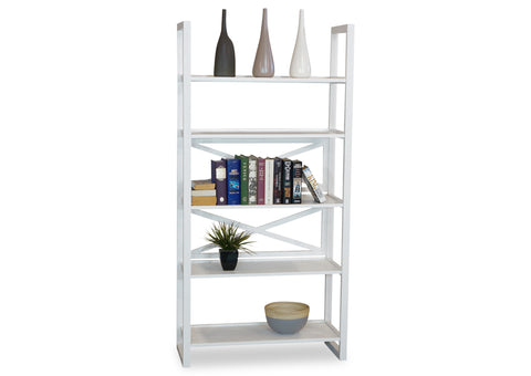 Province Bookcase (Large) - White