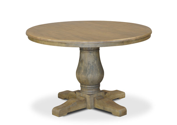 Parisienne Dining Table (1200mm) - Antique