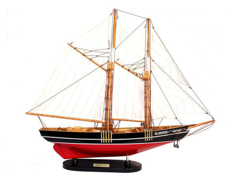 Bluenose Model Boat