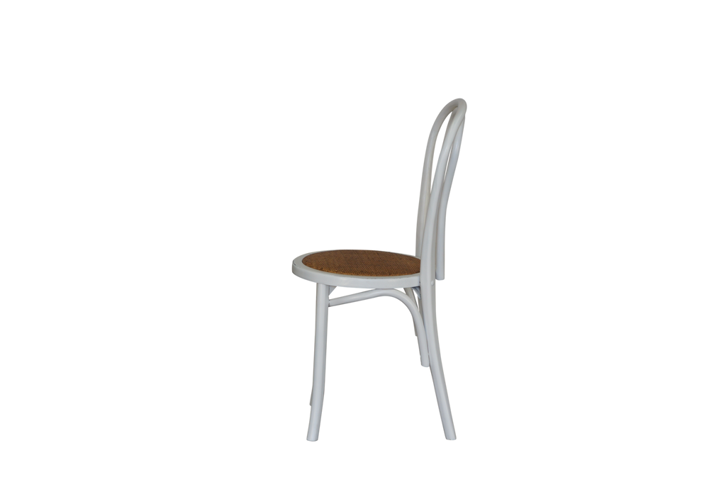 Bentwood chair shabby white for Affordable furniture 6496 redland