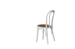 Bentwood Chair - Shabby White