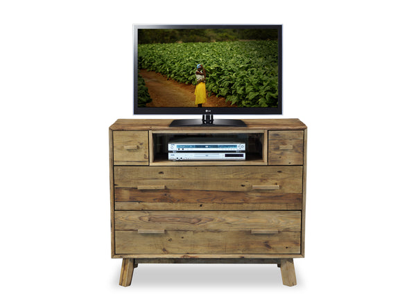 Plantation Bedroom Entertainment Unit