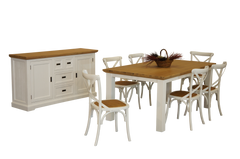 Walton & Cross Back Dining Suite