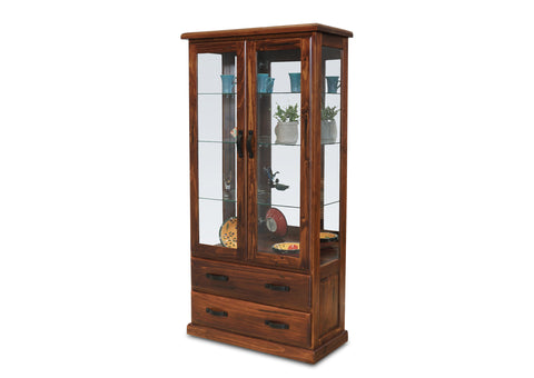 Brumby Display Cabinet (Large)