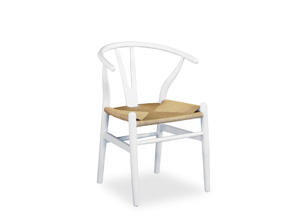 Wishbone Chair - White