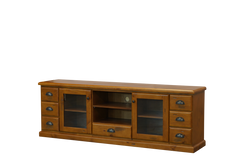 Stockade Entertainment Unit (2000mm)