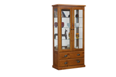 Stockade Display Cabinet (Large)