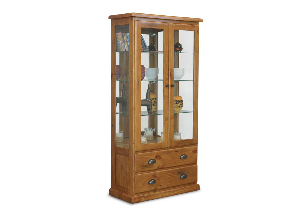 Stockade Display Cabinet Large