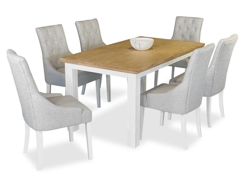 Walton & Scoop Back Dining Suite