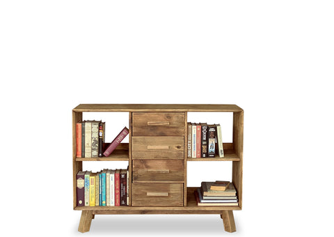 Plantation Bookcase Buffet