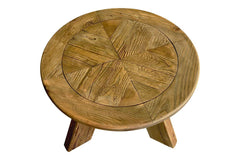 Plantation End Table - Round