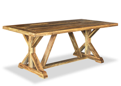 Forge Refectory Table (2000mm)