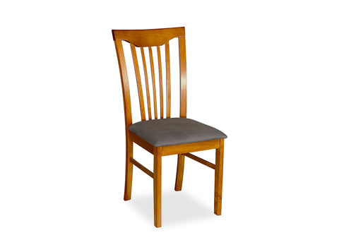 Lodge Chair - Slat Back A