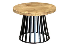 Pursuit End Table - Round