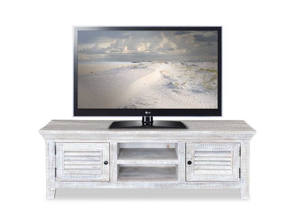 Seaside Entertainment Unit (1450mm) - White