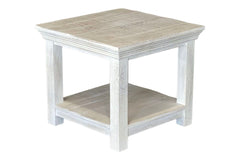 Plantation Coffee Table - Round