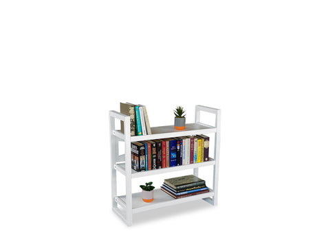 Province Bookcase (Small) - White