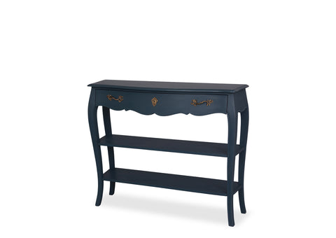 Belle Console Table (1100mm) - Hamptons Blue